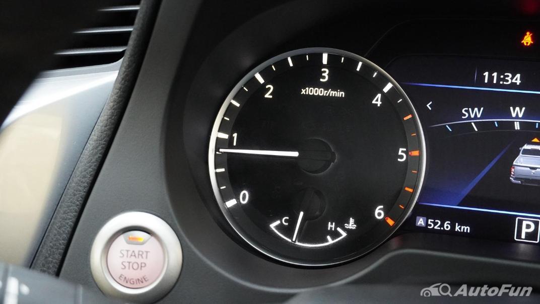 2021 Nissan Navara Double Cab 2.3 4WD VL 7AT Interior 017