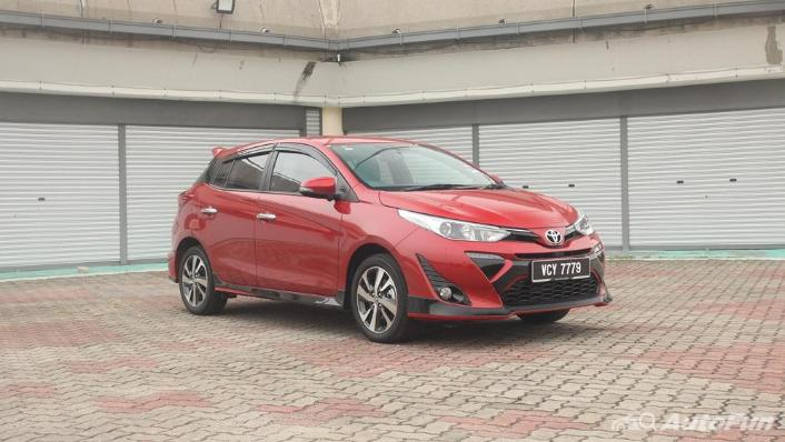 Toyota Yaris 2020 Exterior 003