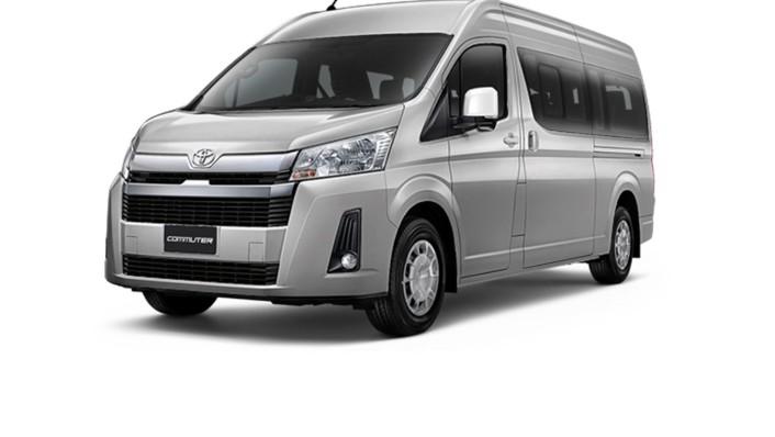 Toyota Commuter 2020 Exterior 003