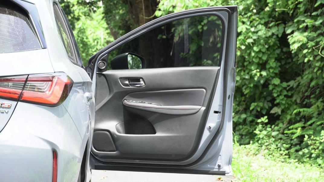 2021 Honda City Hatchback e:HEV RS Interior 037