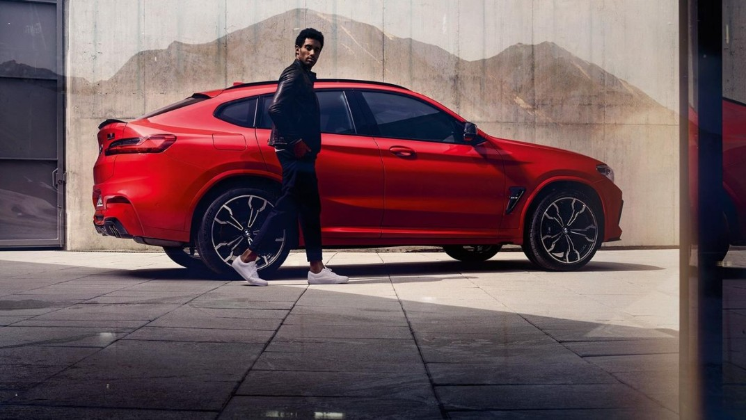 BMW X4-M 2020 Exterior 014