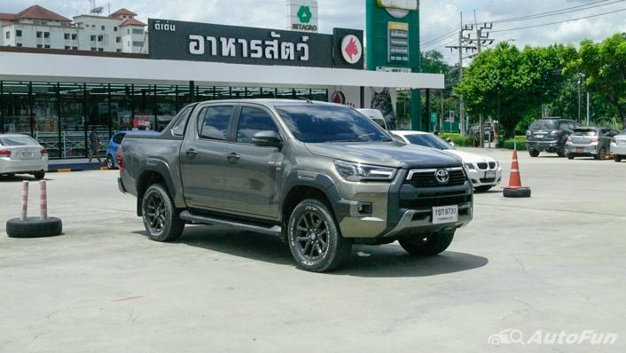 2020 Toyota Hilux Revo Double Cab 4x4 2.8High AT Exterior 004