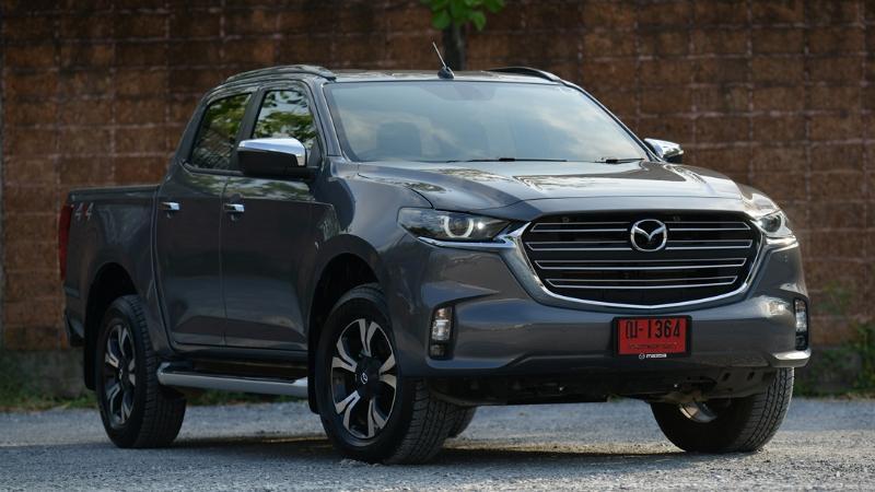 Mazda ให้เหตุผล 10 ข้อที่คุณควรซื้อ Mazda BT-50 และนี่คือความคิดเห็นของเรากับสิ่งที่มาสด้านำเสนอ 02