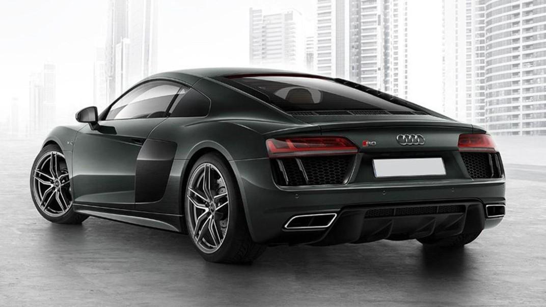 Audi R8 2020 Exterior 018