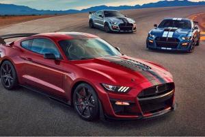 Ford Mustang 2021 รุ่นย่อยใหม่ ใส่ระบบขับกึ่งอัตโนมัติ เพิ่มสีสันสุดจี๊ด