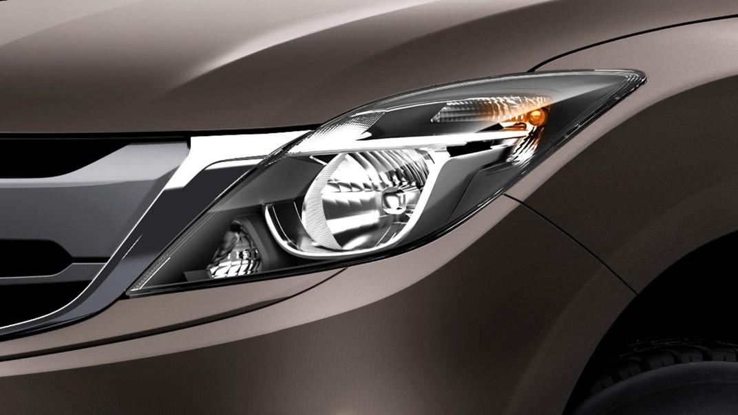 Mazda BT-50 Pro Double Cab Public 2020 Exterior 007