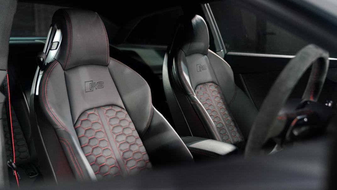 2021 Audi RS 5 Coupe quattro Interior 002
