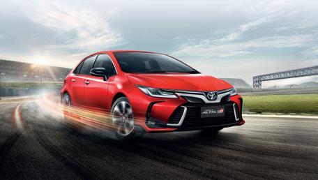 2021 Toyota Corolla Altis 1.8 GR Sport ราคารถ, รีวิว, สเปค, รูปภาพรถในประเทศไทย | AutoFun