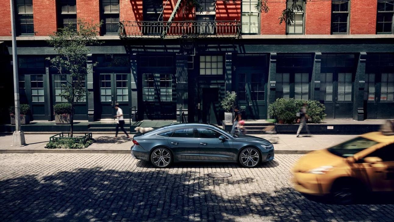 Audi A7 Sportback Public 2020 Exterior 009