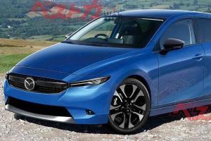 เรนเดอร์ใหม่ All-New 2021 Mazda 2 เปิดตัวกันยายนนี้ มีอะไรควรค่าแก่การรอ?