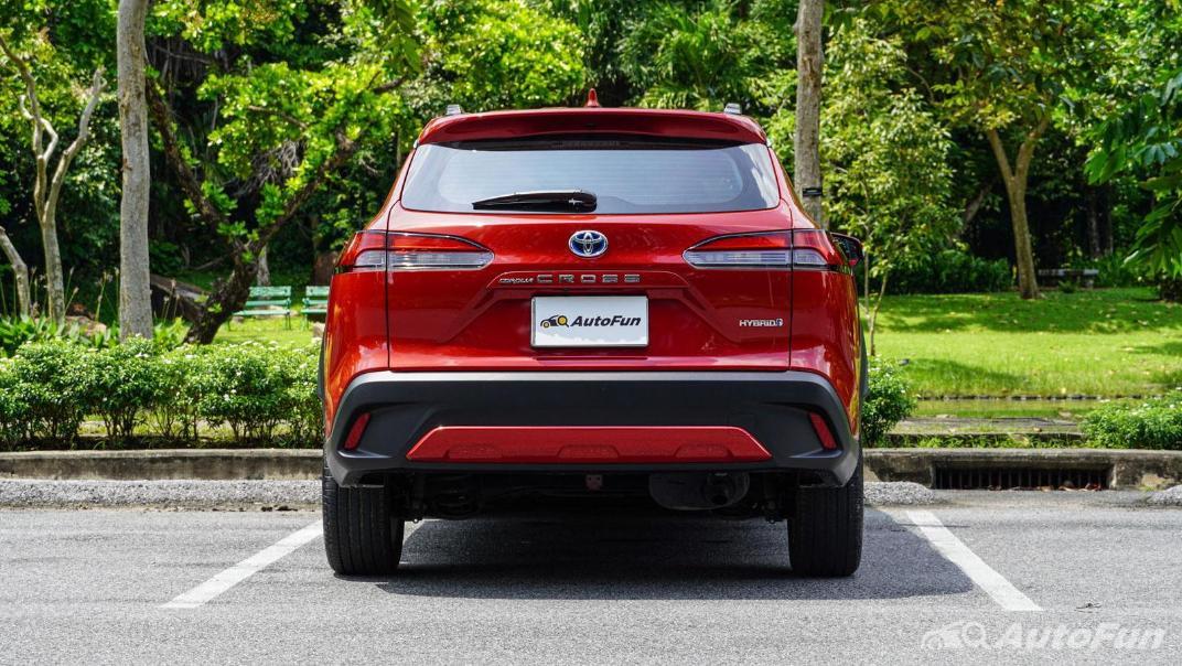 2020 Toyota Corolla Cross 1.8 Hybrid Premium Safety Exterior 006