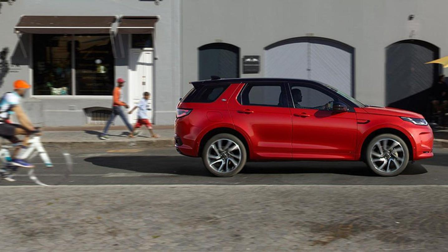 Land Rover Discovery Sport 2020 Exterior 006