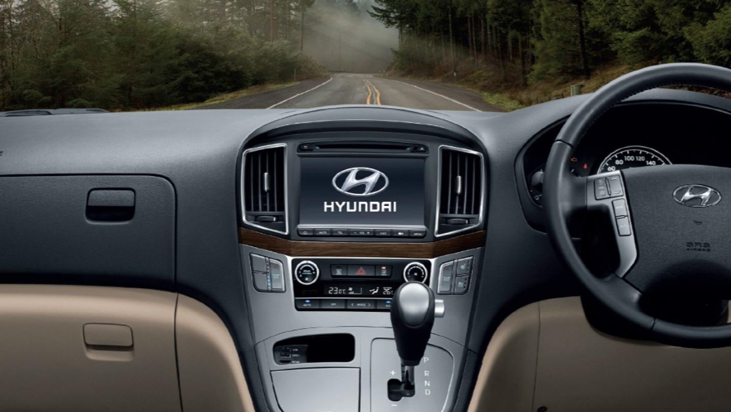 Hyundai H-1 Public 2020 Interior 001