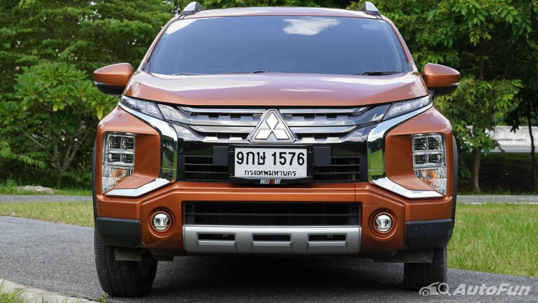 2020 1.5 Mitsubishi Xpander Cross AT Exterior 002
