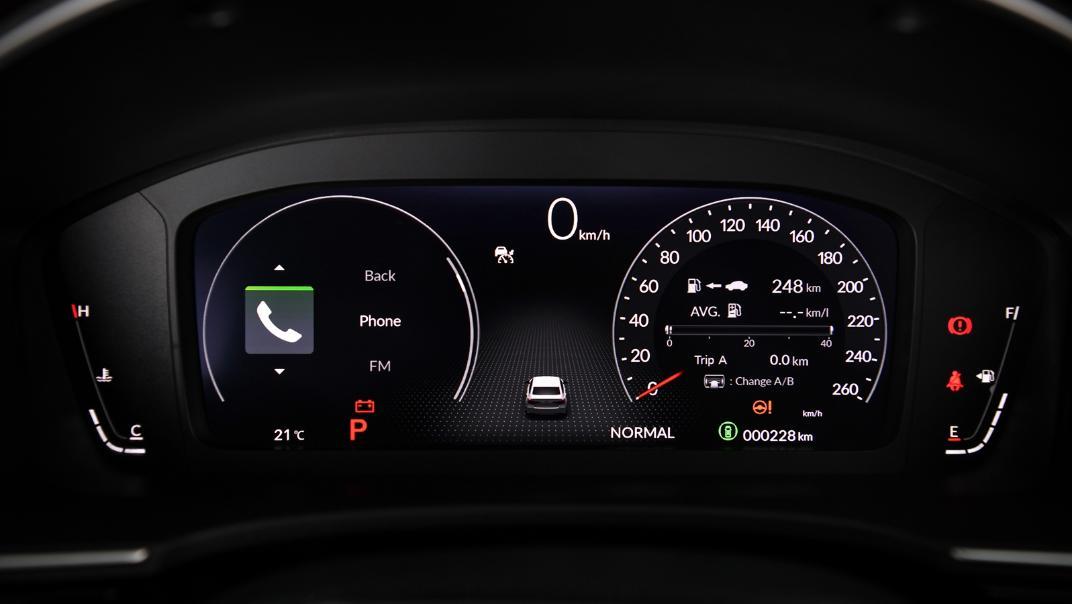 2022 Honda Civic RS Interior 027