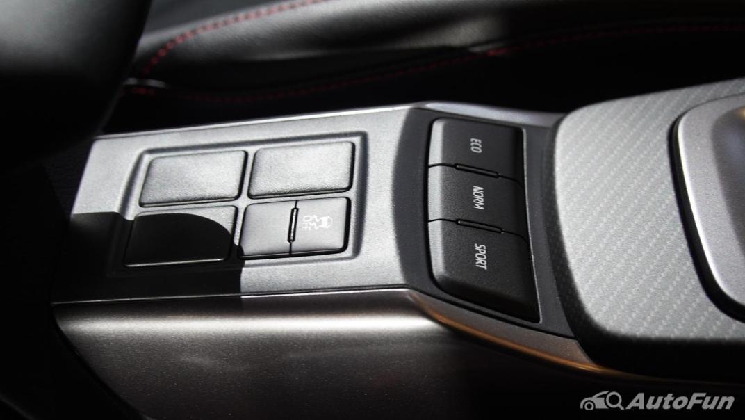 2021 Toyota Fortuner 2.8 GR Sport 4WD Interior 023