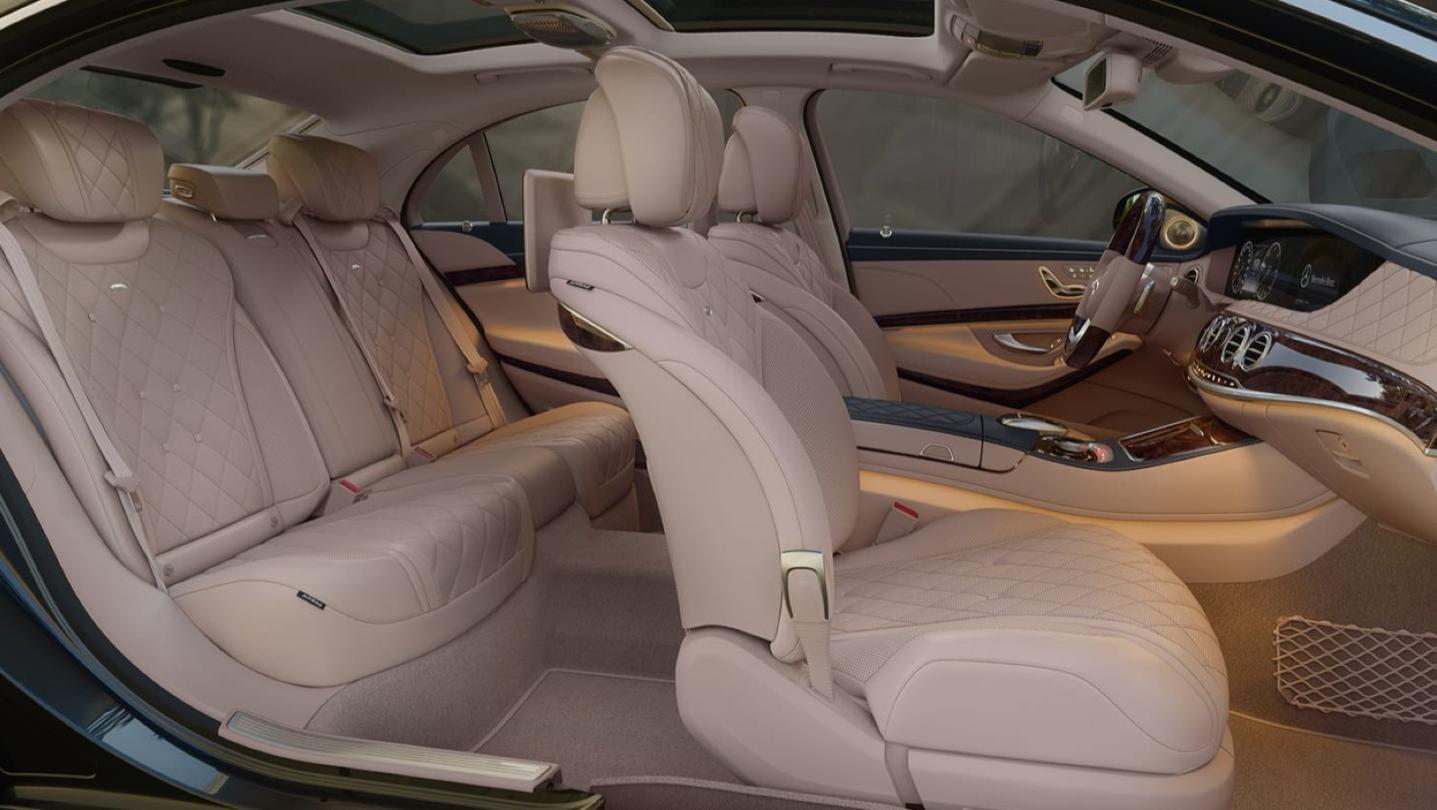 Mercedes-Benz S-Class 2020 Interior 005