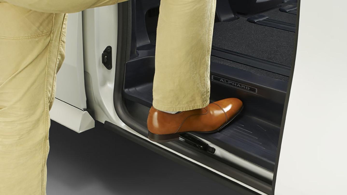 Toyota Alphard 2020 Interior 014