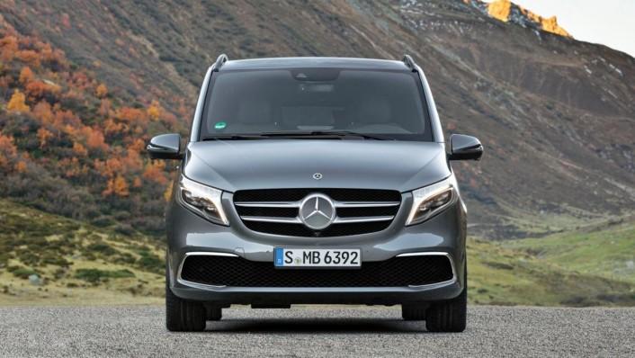 Mercedes-Benz V-Class 2020 Exterior 003