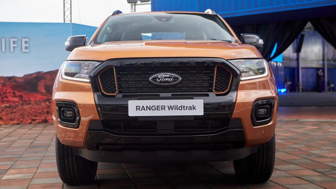 2021 Ford Ranger Wildtrak Exterior 003