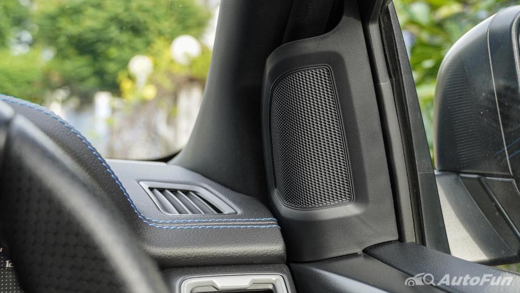 Ford Ranger Raptor 2.0L EcoBlue Interior 074