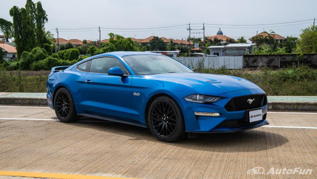 2020 Ford Mustang 5.0L GT Exterior 003