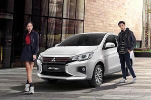 วัดสเปก 2019 Mitsubishi Attrage และ 2019 Toyota Yaris Ativ ซีดานอีโคคาร์ค่าตัว 6 แสนบาท