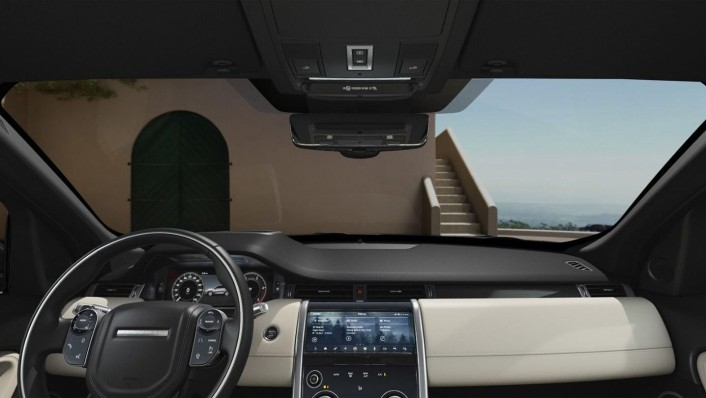 Land Rover Discovery Sport 2020 Interior 002