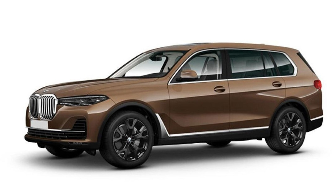 BMW X7 2020 Others 004