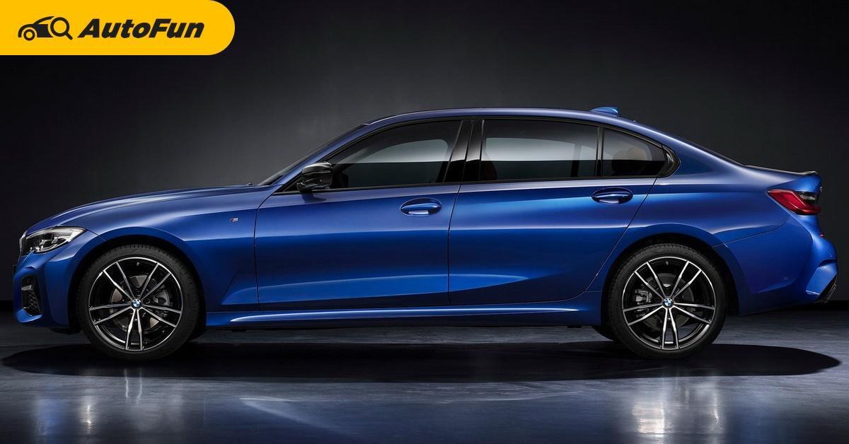2021 BMW 3-Series Long Wheelbase ฐานล้อยาว ไม่น่ามาไทย แต่ทำไมควรมา? 01