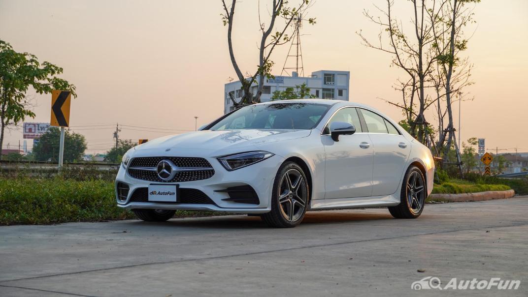 2021 Mercedes-Benz CLS 220 d AMG Premium Exterior 001