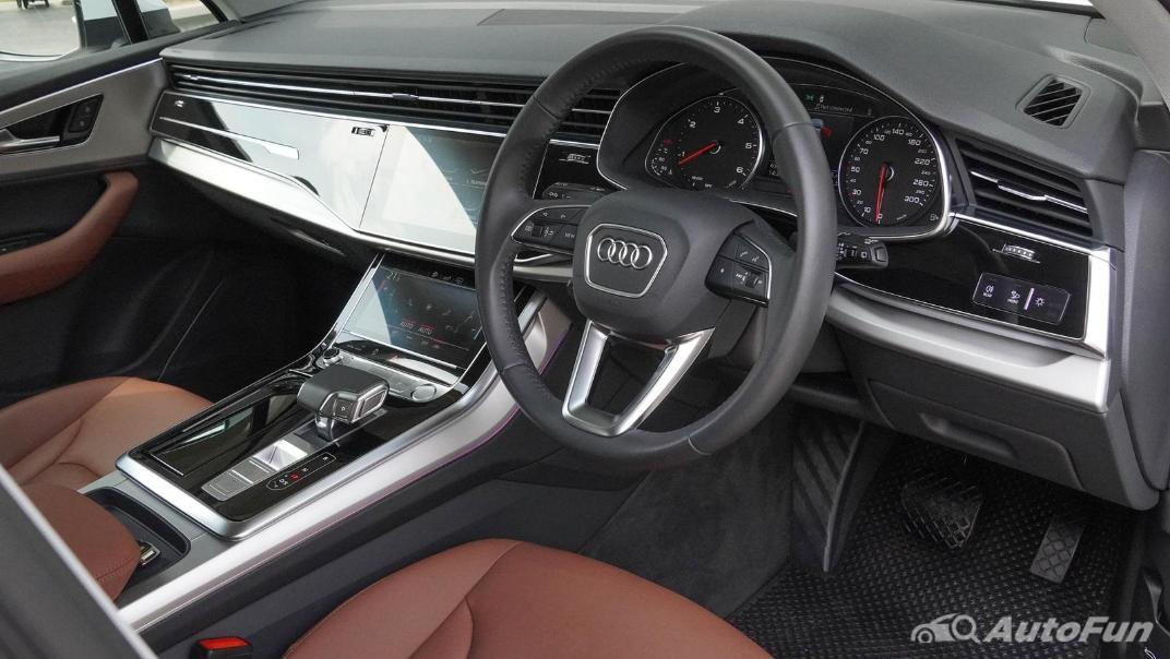 2020 Audi Q7 3.0 45 TDI Quattro Interior 022