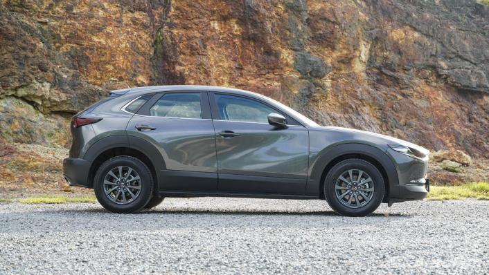 2020 Mazda CX-30 2.0 C Exterior 004