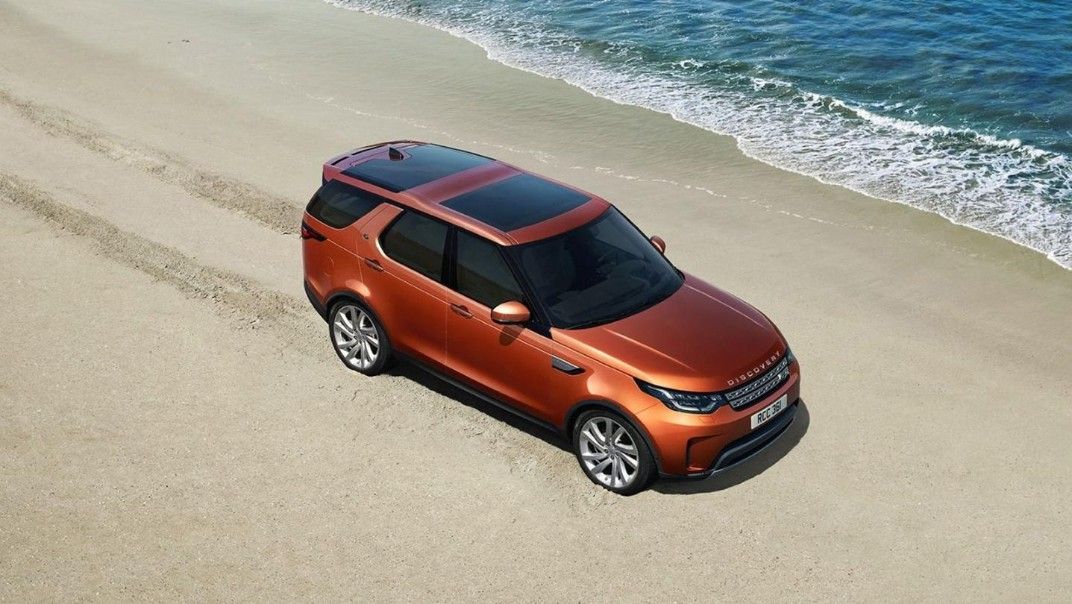 Land Rover Discovery 2020 Exterior 002