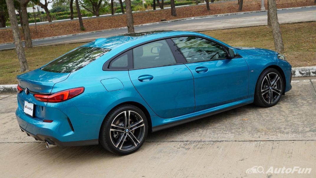 2021 BMW 2 Series Gran Coupe 220i M Sport Exterior 072