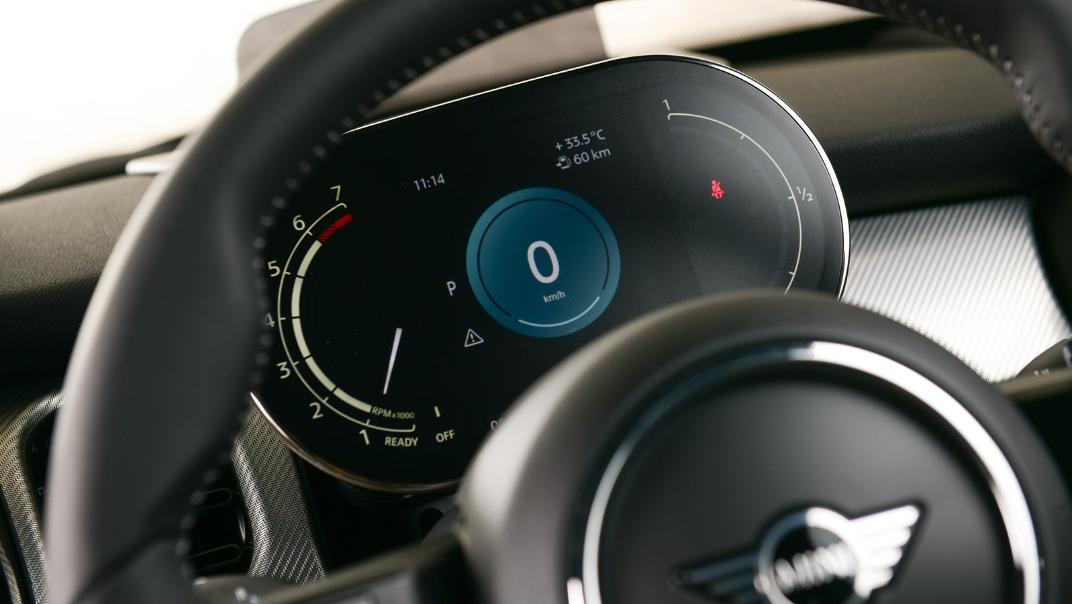 2021 MNI 3-Door Hatch Cooper S Interior 065