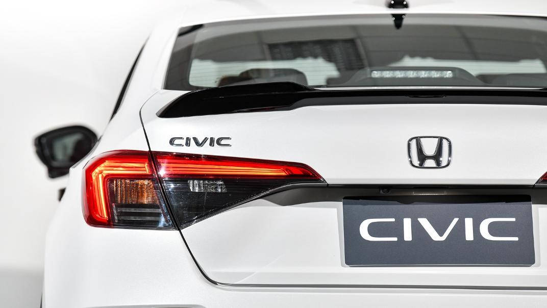 2022 Honda Civic RS Exterior 028