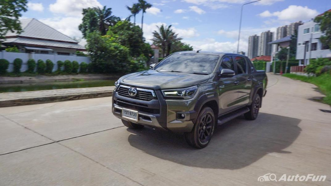 2020 Toyota Hilux Revo Double Cab 4x4 2.8High AT Exterior 021