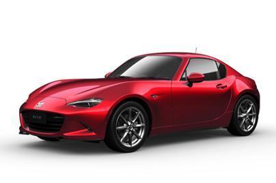 2020 Mazda MX-5 2.0 RF 6MT