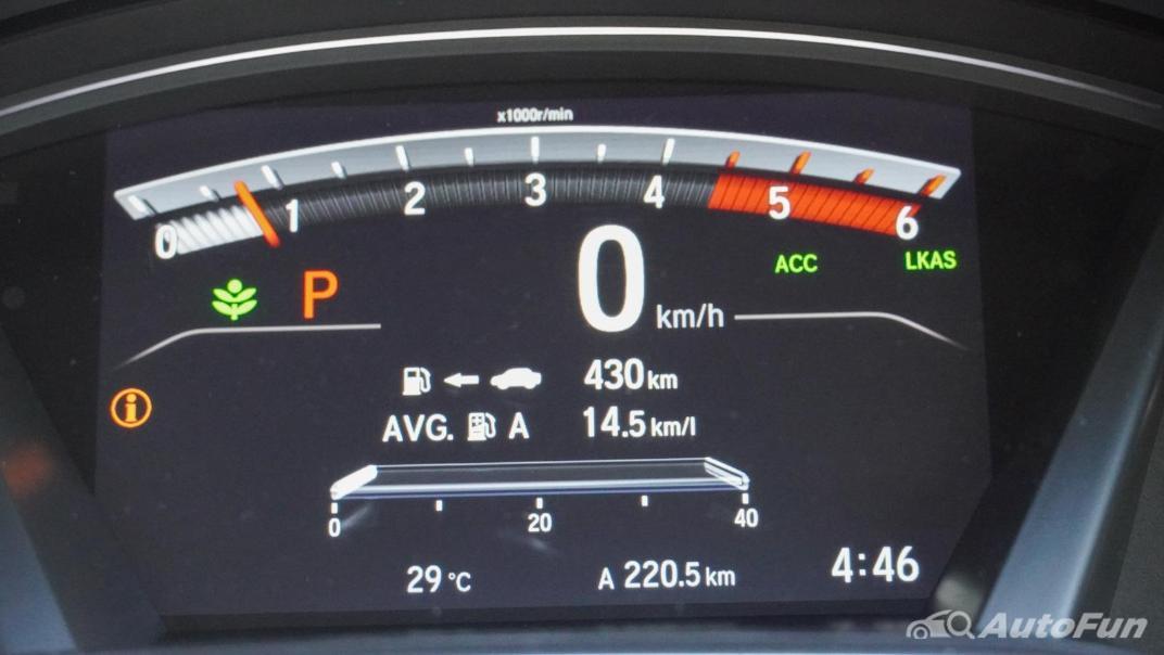 2020 1.6 Honda CR-V DT-EL 4WD Interior 020