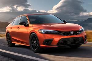 พาชม 2022 Honda Civic Si แรงแนบเนียน เอาใจคนเหยียบคลัตช์-ยัดเกียร์