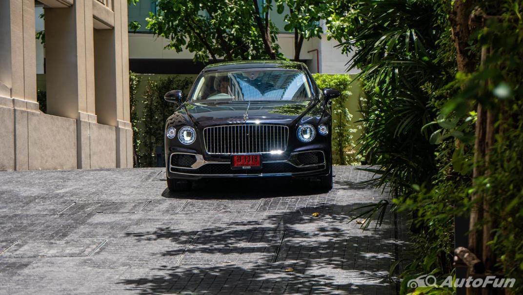 2020 Bentley Flying Spur 6.0L W12 Exterior 043