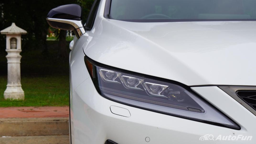 2020 Lexus RX 3.5 350 F Sport Exterior 015