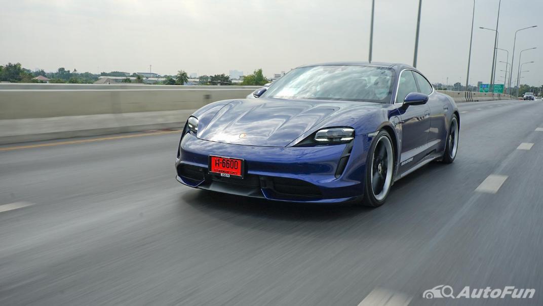 2020 Porsche Taycan Turbo Exterior 041