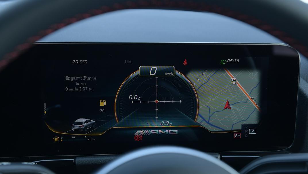 2021 Mercedes-Benz GLA-Class 35 AMG 4MATIC Interior 025