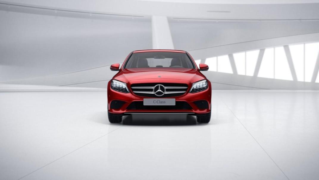 Mercedes-Benz C-Class Saloon 2020 Exterior 016