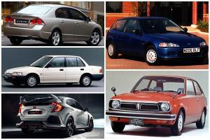 เจาะเวลากับบอริส ย้อนประวัติ Honda Civic กว่าจะมาเป็นรถซิ่งแห่งชาติ เกือบพลาดไปหลายหน