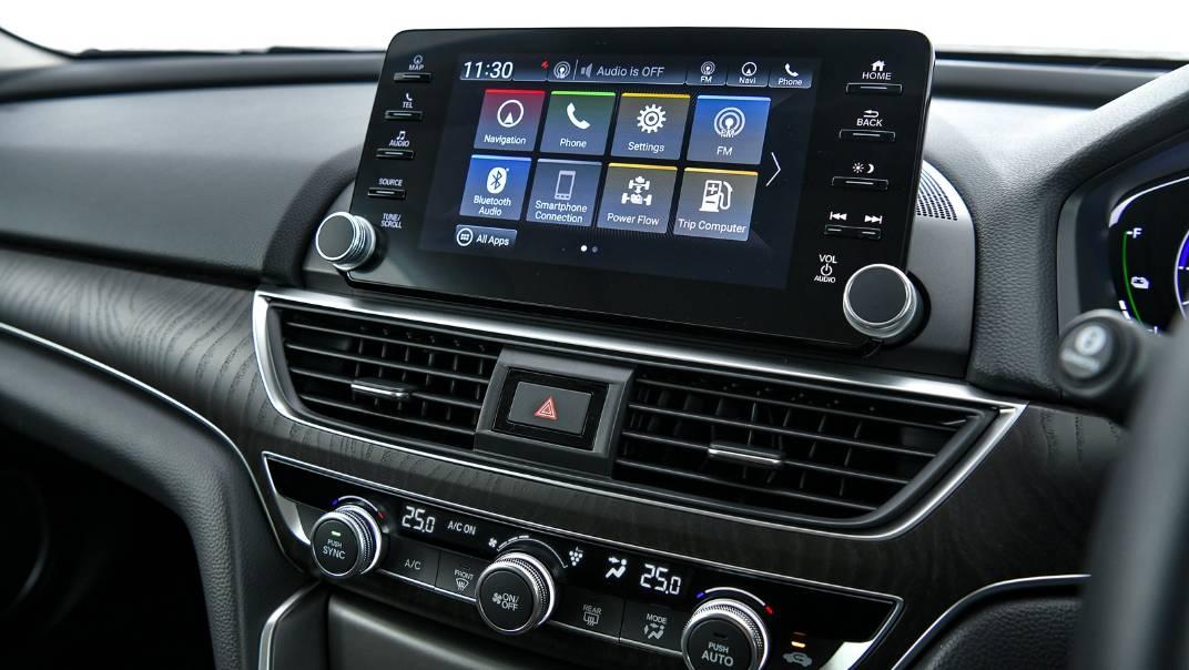 2021 Honda Accord 2.0L e:HEV EL+ Interior 033