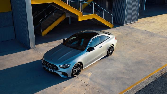 2021 Mercedes-Benz E-Class Coupe E 200 AMG Dynamic Exterior 007
