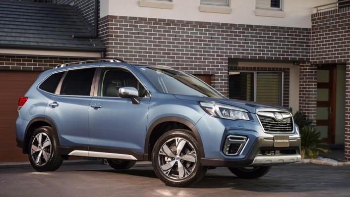 Subaru Forester 2020 Exterior 004